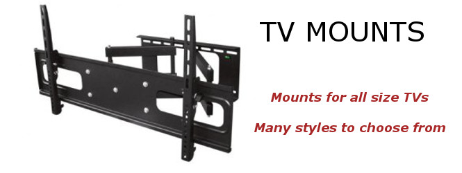 TV MOUNT SPLASH BANNER
