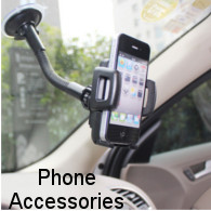 Phone Accessories Side Banner