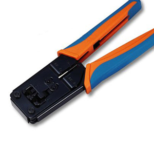 109122 - Ratchet Action Modular Crimping Tool for RJ11, RJ12, RJ22 and RJ45
