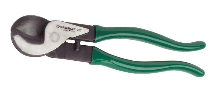 1091T13 - GREENLEE - Heavy Duty Cable Cutter (727)