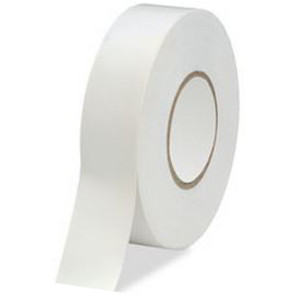 109205WH - Electrical Tape - 3/4in x 66ft - White