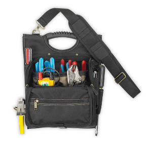 109517 - 21 Pocket Zippered Professional Electrician's Tool Pouch
