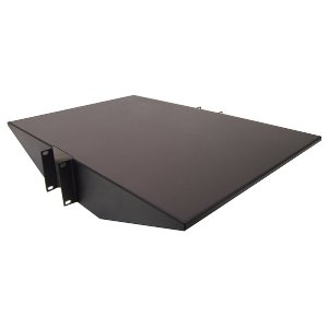 19 center weight relay rack mount data networking shelf. Black Bedroom Furniture Sets. Home Design Ideas