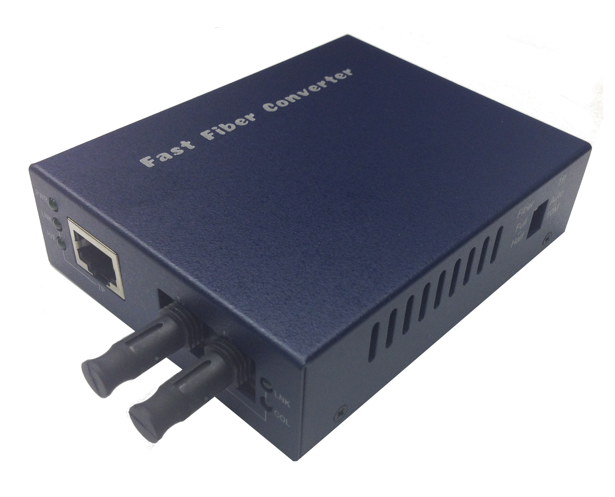 251000 - Fast Ethernet Media Converter - Multimode ST