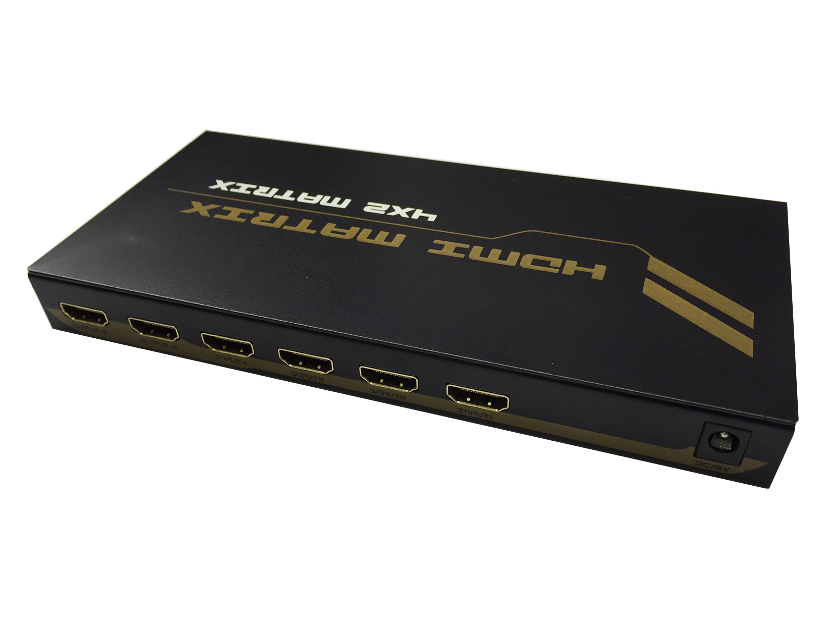 301051 - 4x2 HDMI Matrix Switch