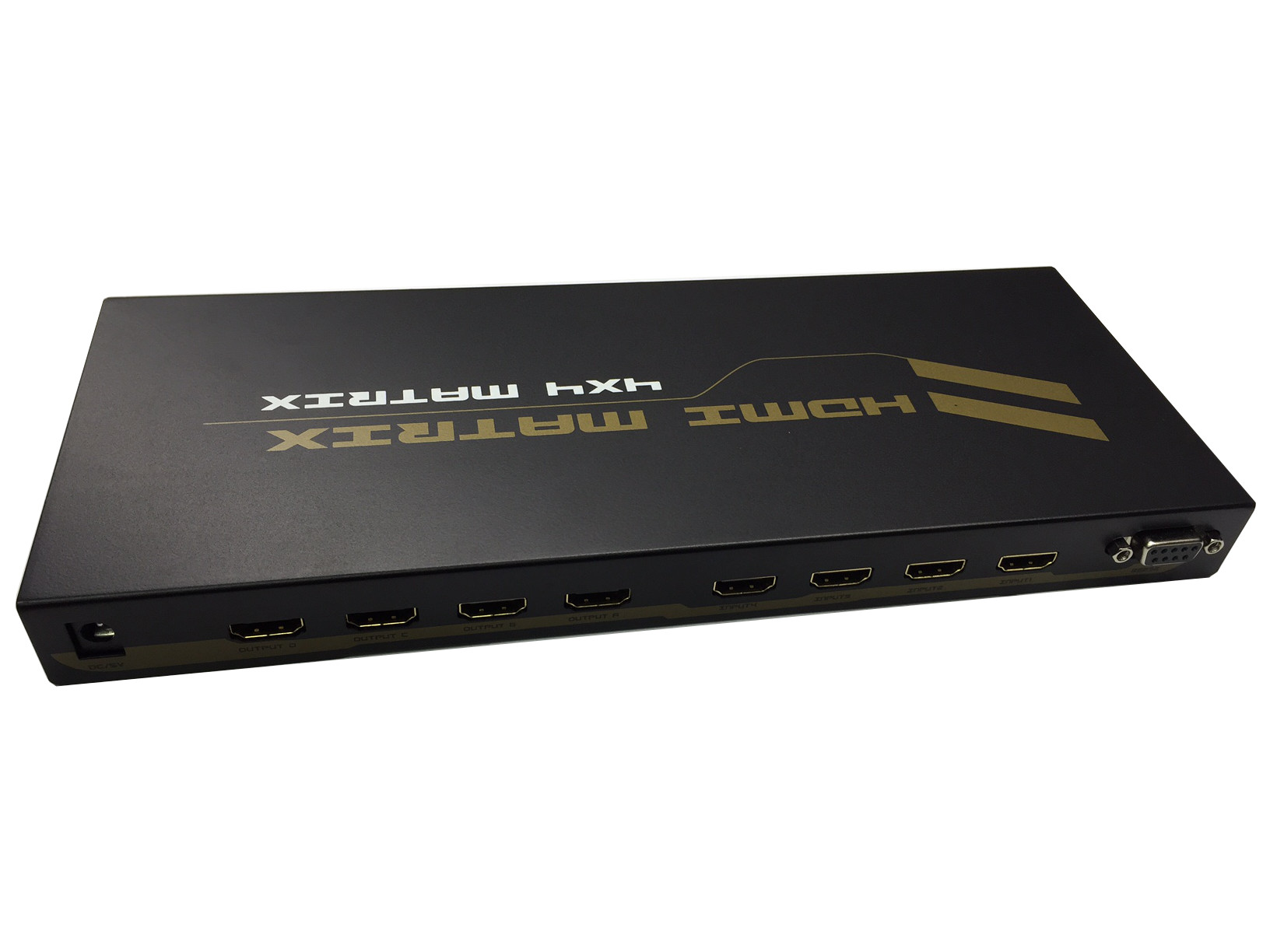 301053 - 4x4 HDMI Matrix Switch