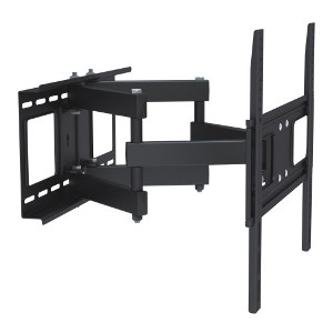 "309049BK - Full-Motion Dual-Arm TV Wall Mount: 32""-55"" Screens"