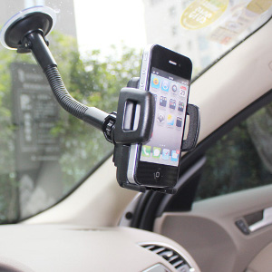 309242 - Car Windshield Gooseneck Mount for Smart Phones & Small Electronics