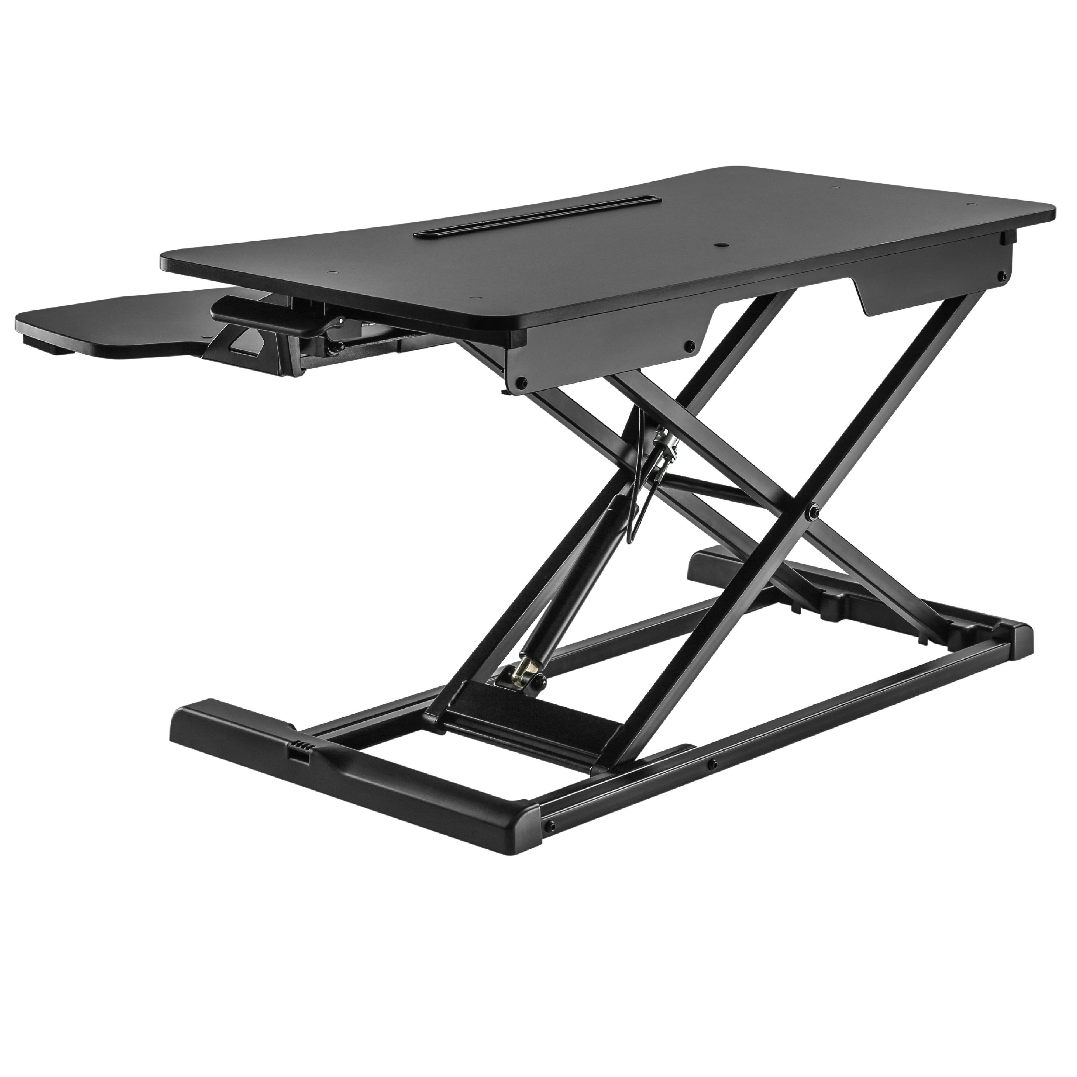 "309287 - Sit - Stand Height Adjustable Desk - 31.5"" X 24"""