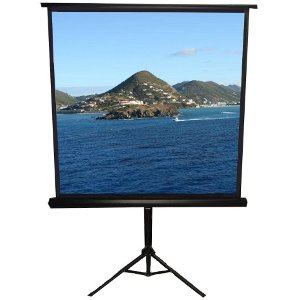309381 - Portable Tripod Projection Screen - 67""