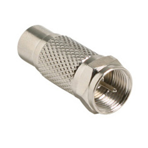 503419 - F Type to RCA Adapter - Male to Female