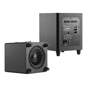"TDX-SUB12 - TDX - 12"" Down-Firing Powered Subwoofer"