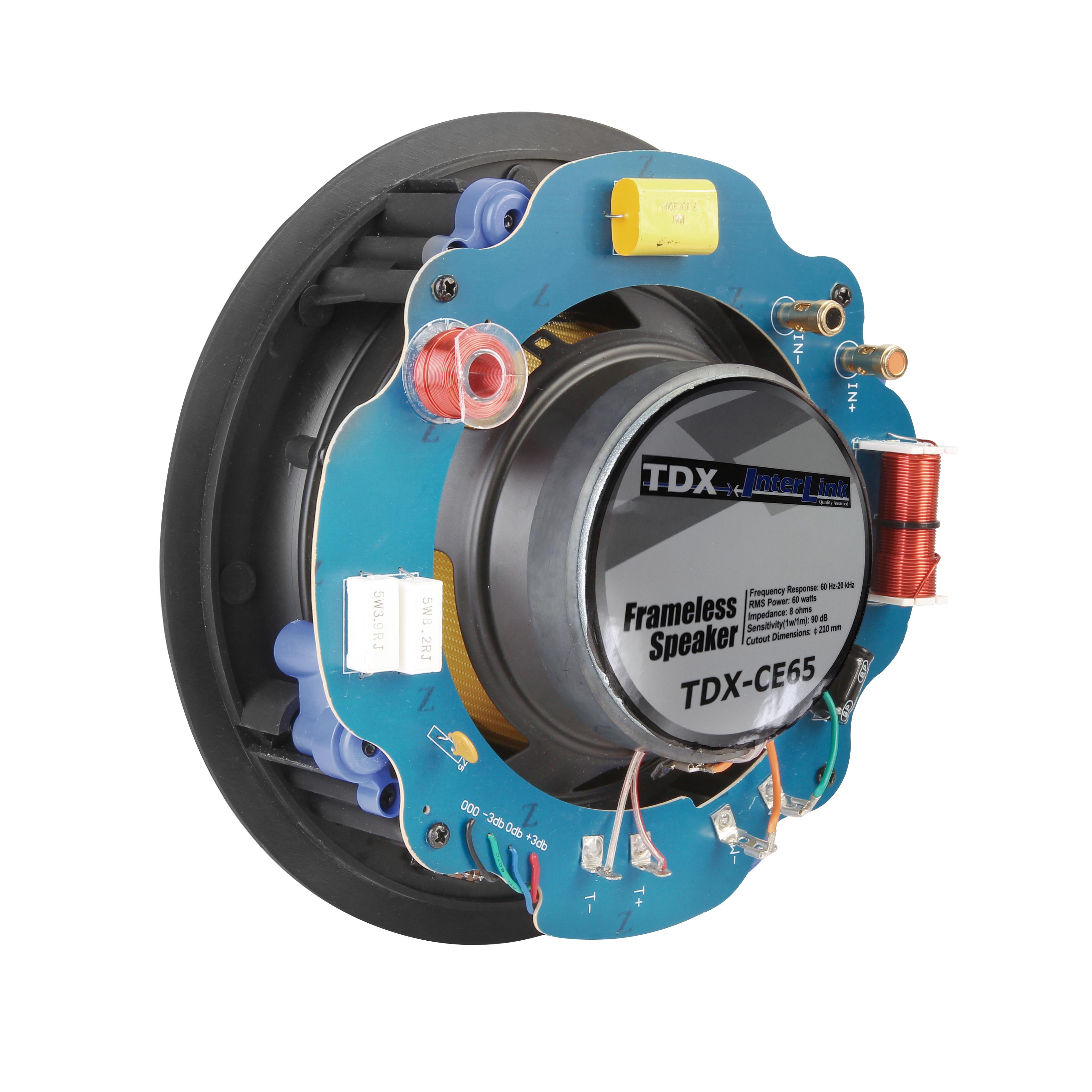TDX-CE65 - TDX - 6.5\