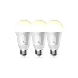 LB100TKIT - Smart Wi-Fi LED Bulb 3-Pack with Dimmable Light