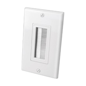 bulk wire wall plates your home theater and network source for rh fourpair com Home Wiring Wall Plate Telephone Wall Plate