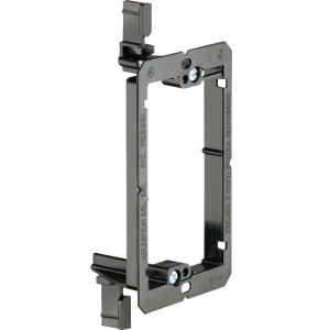 102190AP - Low Voltage Mounting Bracket for Existing Construction - Single Gang - Plastic