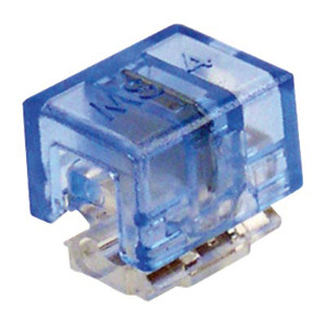 108322BL - 2-Wire (22-26 AWG) UB Tap Connectors - Box of 100