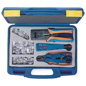 109091 - Networking Tool Kit w/4P4C Crimp Tool