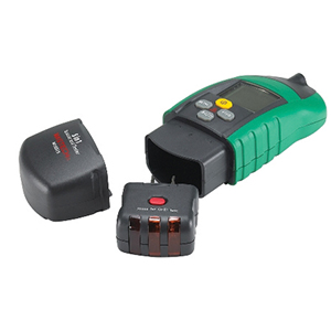 109196 - 5-in-1 Stud Finder, Metal Detector, AC Voltage Detector, Receptacle & GFCI Tester with Flashlight