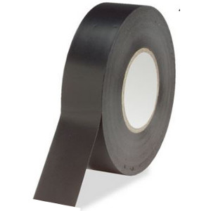 109205BK - Electrical Tape - 3/4in x 66ft - Black