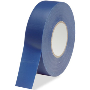 109205BL - Electrical Tape - 3/4in x 66ft - Blue