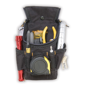 109522 - Custom LeatherCraft (CLC) - Small Ziptop� Utility Pouch