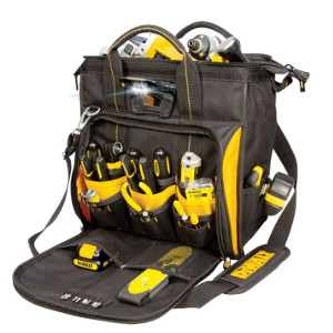 109708 - DeWalt - 41 Pocket Lighted Technician's Tool Bag - DGL573