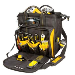 109708 - DeWalt - 41 Pocket Lighted Technician's Tool Bag - DGL573