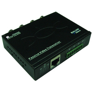 111323TV - 4-Channel CCTV Passive Video Transceiver
