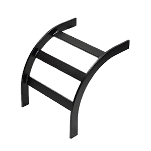 119326 - Ladder Rack - 90 Degree Outside Radius