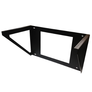 "120115-6 - 19"" Wall Mount Vertical Rack Mount Bracket - 6U"