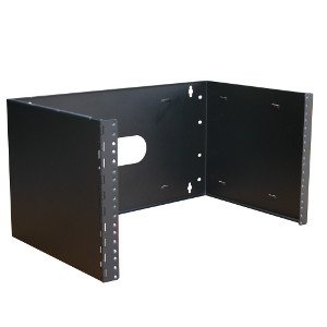 "120117 - 19"" Wall Mount Hinged Rack Mount Bracket - 12"" Depth - 6U"