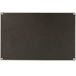 "120158-8U - 19"" Rack Mount Solid Steel Blank Panel Filler - 8U"