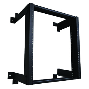 "120381 - Fixed Wall Rack - 12"" Deep - 12U"