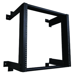 "120387 - Fixed Wall Rack - 18"" Deep - 12U"