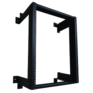 "120389 - Fixed Wall Rack - 18"" Deep - 20U"