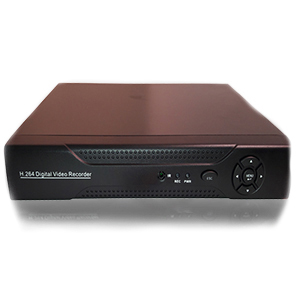 245111 - 4-Channel D1 Stand Alone DVR