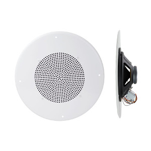"246605 - 8"" Speaker w/12 Grille - Dual Cone - Classic Style"