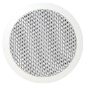 "246606 - 8"" Speaker w/12"" Grille - Dual Cone - Modern Style"