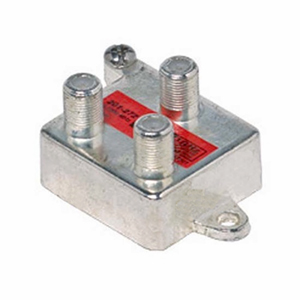 249300 - 2-Way Coax Splitter - 1GHz, 130 dB