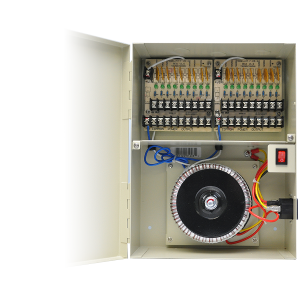 249525/18 - 18 Channel 24V AC Power Distribution Box