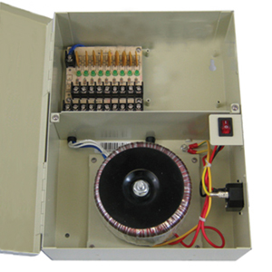 249525/9 - 9 Channel 24V AC Power Distribution Box