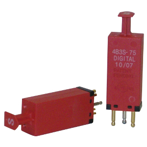 260330 - 5-Pin Surge Protection Module - Solid State (4B3S-75) 75V W/PTC
