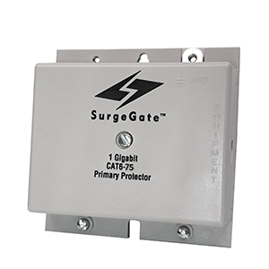 260474 - CAT6-75 - SurgeGate - Modular Communications Surge Protector