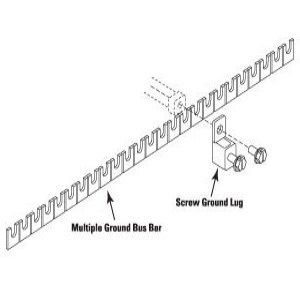 260549 - Grounding Bar - MGBSGL-1