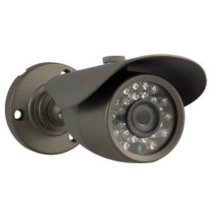 2BWI3510/BKT - IR Bullet Camera with Bracket - Indoor/Outdoor - Pixel Plus - 700TVL - 3.6mm Lens