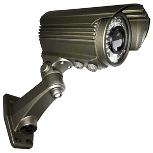2BWI4022V/BKT - IR Bullet Camera with Bracket - Indoor/Outdoor - Sony - 500TVL - 2.8mm - 12mm Varifocal Lens