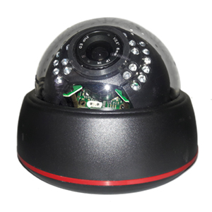 "2DVI8202 - 4.7"" IR Dome Camera - Indoor/Outdoor - Vandal Proof - 3 MegaPixel"