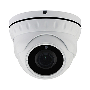 2DVTV240V - HD Analog (TVI, AHD, CVI, CVBS) IR Dome Camera - Outdoor - Sony - 1080P - 2.8-12mm Motorized Lens
