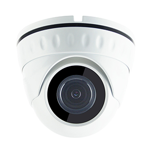 2DVTV255 - HD Analog (TVI, AHD, CVI, CVBS) IR Dome Camera - Outdoor - Sony - Starvis - 5MP - 3.6mm Lens